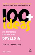 100+ Ideas for Supporting Children with Dyslexia cover