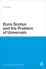Duns Scotus and the Problem of Universals cover