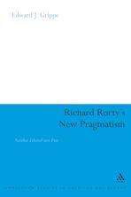 Richard Rorty's New Pragmatism cover