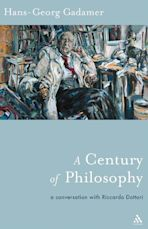 A Century of Philosophy cover