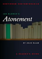 Ian McEwan's Atonement cover