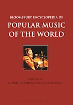 Bloomsbury Encyclopedia of Popular Music of the World, Volume 9 cover