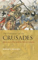 The Prehistory of the Crusades cover