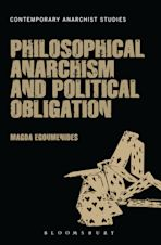Philosophical Anarchism and Political Obligation cover