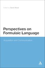 Perspectives on Formulaic Language cover
