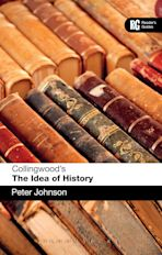 Collingwood's The Idea of History cover