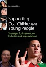 Supporting Deaf Children and Young People cover