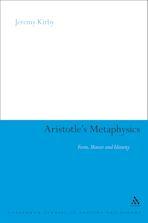 Aristotle's Metaphysics cover