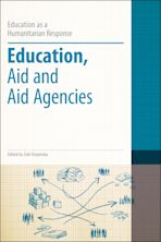 Education, Aid and Aid Agencies cover