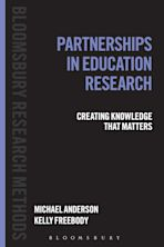 Partnerships in Education Research cover
