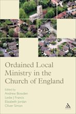 Ordained Local Ministry in the Church of England cover