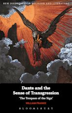 Dante and the Sense of Transgression cover