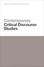 Contemporary Critical Discourse Studies cover