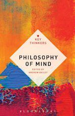 Philosophy of Mind: The Key Thinkers cover