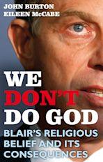 We Don't Do God cover