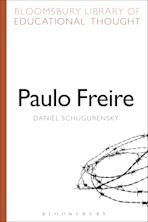 Paulo Freire cover