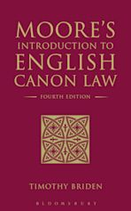 Moore's Introduction to English Canon Law cover