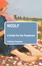 Woolf: A Guide for the Perplexed cover