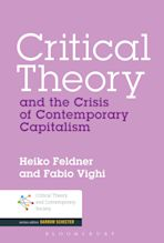 Critical Theory and the Crisis of Contemporary Capitalism cover