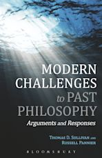 Modern Challenges to Past Philosophy cover