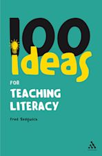 100 Ideas for Teaching Literacy cover