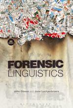 Forensic Linguistics cover