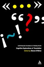 Cognitive Explorations of Translation cover