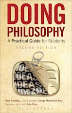 Doing Philosophy cover