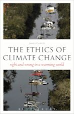 The Ethics of Climate Change cover