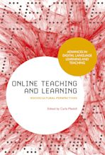 Online Teaching and Learning cover