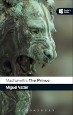 Machiavelli's 'The Prince' cover