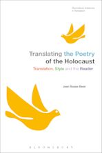 Translating the Poetry of the Holocaust cover