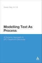 Modelling Text As Process cover