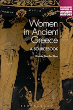 Women in Ancient Greece cover