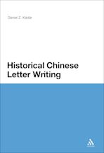 Historical Chinese Letter Writing cover