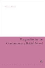 Marginality in the Contemporary British Novel cover