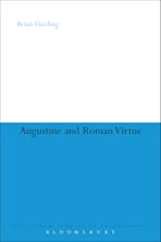 Augustine and Roman Virtue cover