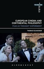 European Cinema and Continental Philosophy cover