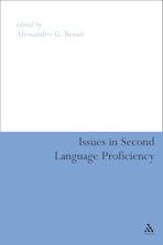 Issues in Second Language Proficiency cover