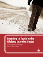 Learning to Teach in the Lifelong Learning Sector cover