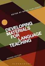 Developing Materials for Language Teaching cover
