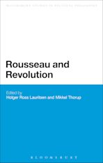 Rousseau and Revolution cover