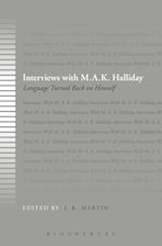 Interviews with M.A.K. Halliday cover