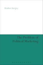 The Problem of Political Marketing cover
