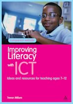 Improving Literacy with ICT cover