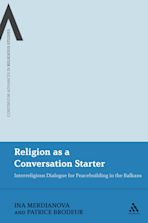 Religion as a Conversation Starter cover