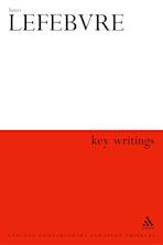 Henri Lefebvre: Key Writings cover