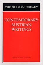Contemporary Austrian Writings cover