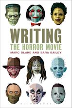 Writing the Horror Movie cover