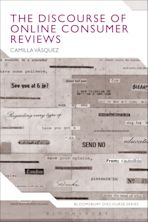 The Discourse of Online Consumer Reviews cover
